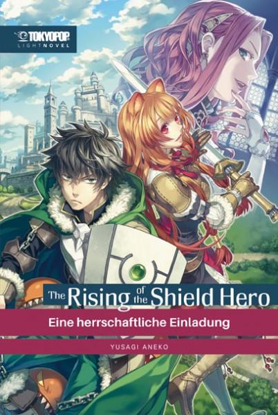 The Rising of the Shield Hero, Light Novel 01