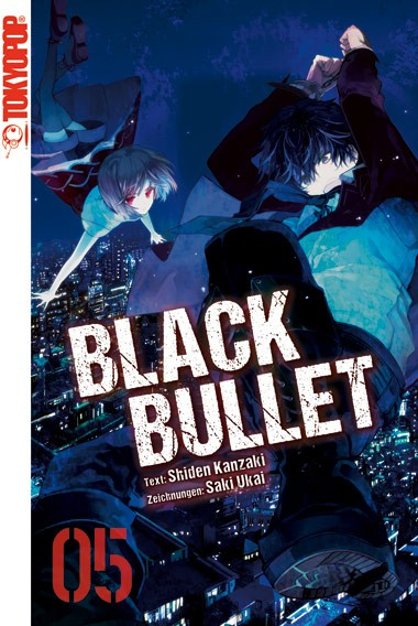 Black Bullet – Light Novel, Band 05
