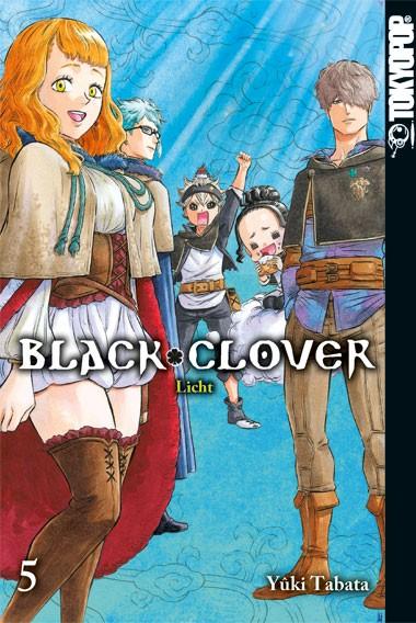 Black Clover – Licht, Band 05