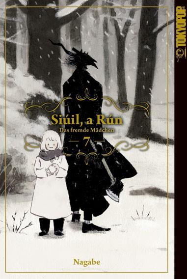 Siúil, a Rún – Das fremde Mädchen, Band 07