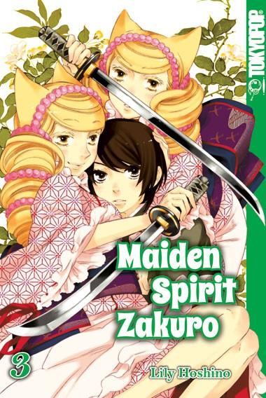 Maiden Spirit Zakuro, Band 03