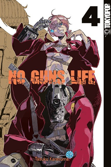 No Guns Life, Band 04