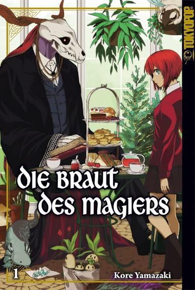Die Braut des Magiers, Band 01
