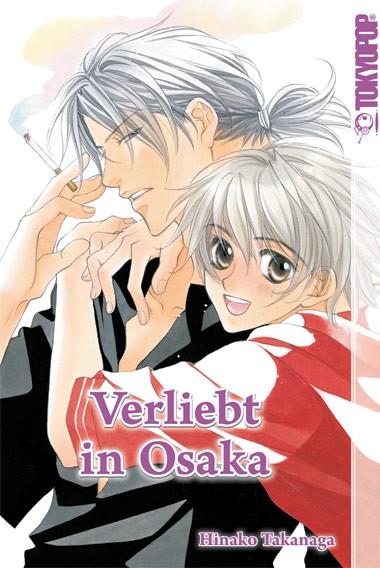 Verliebt in Osaka, Einzelband