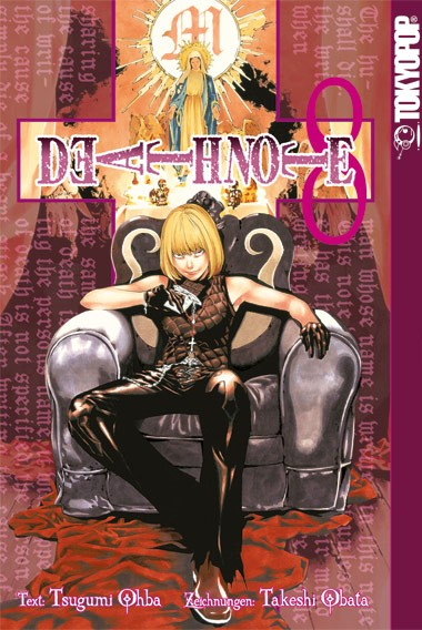 Death Note, Band 08