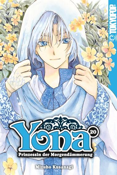 Yona - Prinzessin der Morgendämmerung, Band 20