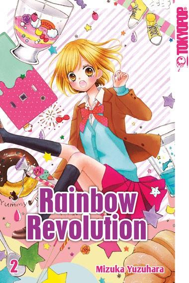 Rainbow Revolution, Band 02