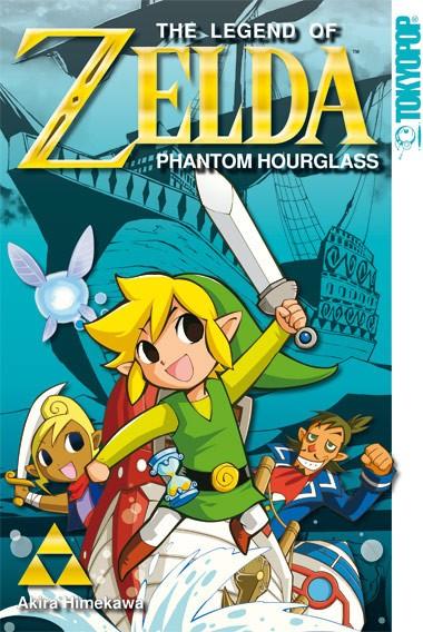 The Legend of Zelda: Phantom Hourglass, Einzelband