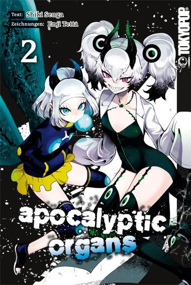 Apocalyptic Organs, Band 02