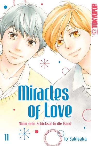 Miracles of Love – Nimm dein Schicksal in die Hand, Band 11