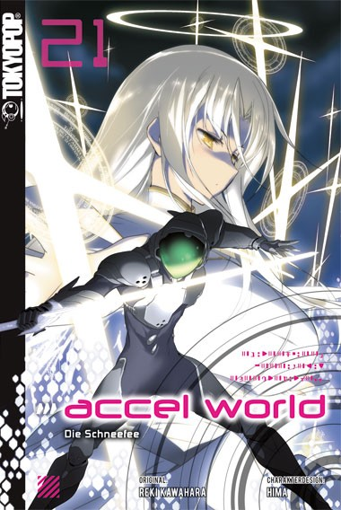 Accel World – Light Novel, Band 21