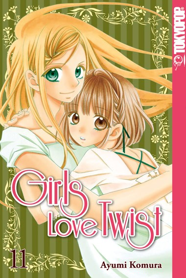 Girls Love Twist, Band 11