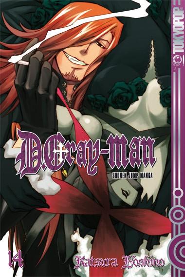 D.Gray-man, Band 14