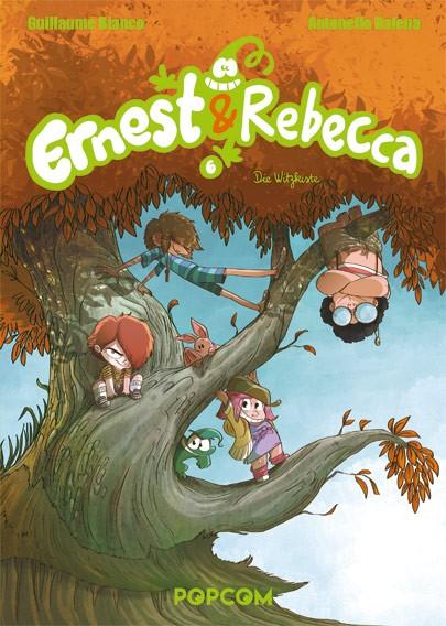 Ernest & Rebecca, Band 06: Die Witzkiste