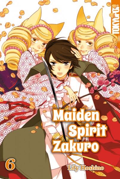 Maiden Spirit Zakuro, Band 06
