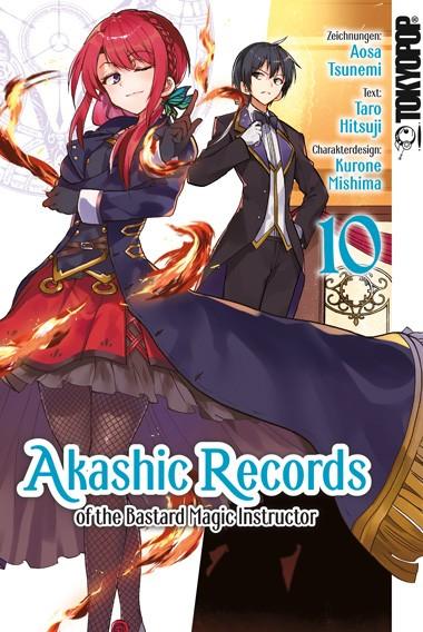 Akashic Records of the Bastard Magic Instructor, Band 10