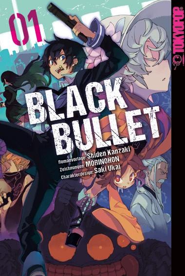 Black Bullet, Band 01