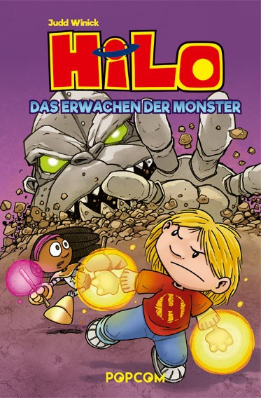 Hilo, Band 04: Das Erwachen der Monster