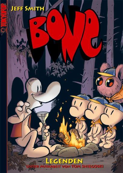 Bone: Legenden, Einzelband