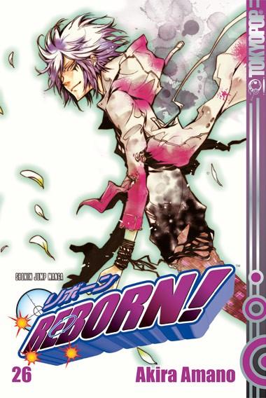 Reborn!, Band 26