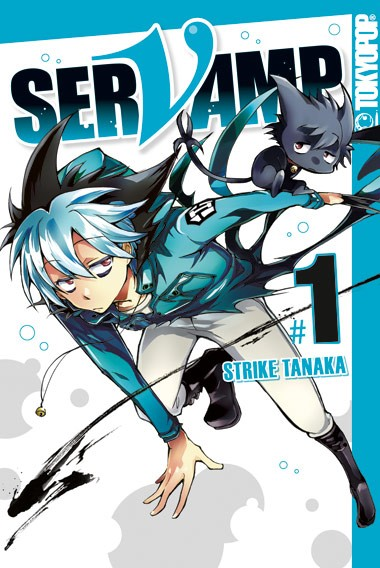 Servamp, Band 01
