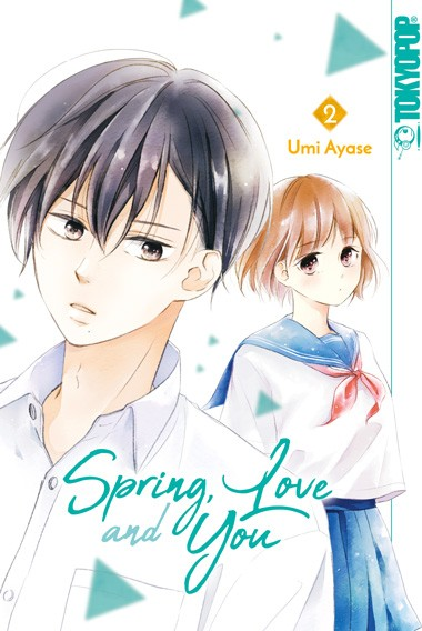 Spring, Love and You, Band 02