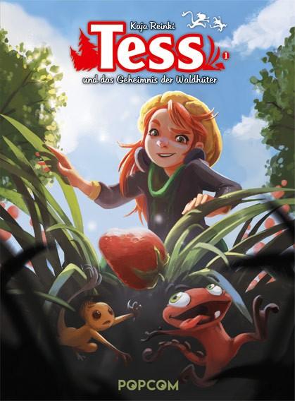 Tess und das Geheimnis der Waldhüter, Heft 01