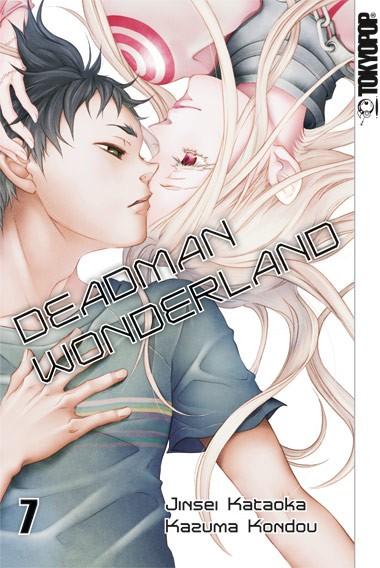 Deadman Wonderland, Band 07 (Abschlussband)
