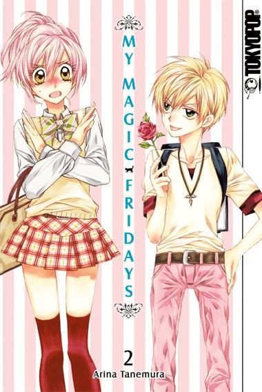 My Magic Fridays, Band 02