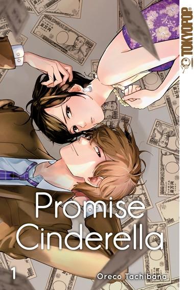 Promise Cinderella, Band 01