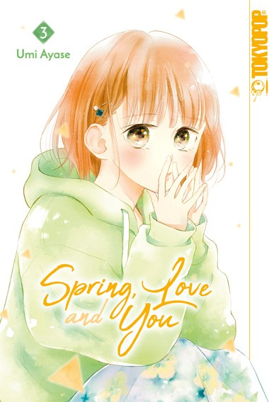 Spring, Love and You, Band 03