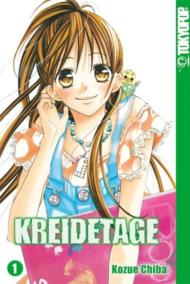 Kreidetage, Band 01
