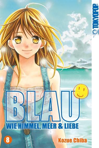 Blau – Wie Himmel, Meer & Liebe, Band 08