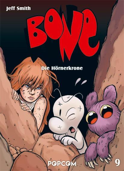 Bone, Band 09: Die Hörnerkrone