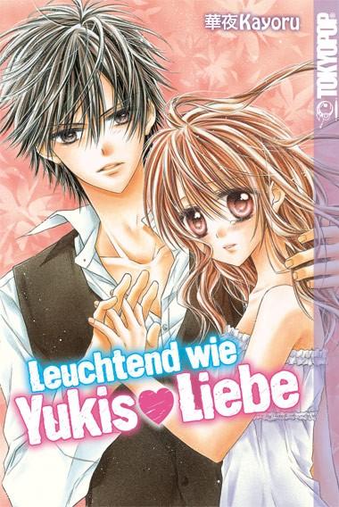 Leuchtend wie Yukis Liebe, Einzelband