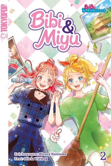 Bibi & Miyu, Band 02