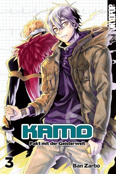 Kamo – Pakt mit der Geisterwelt, Band 03