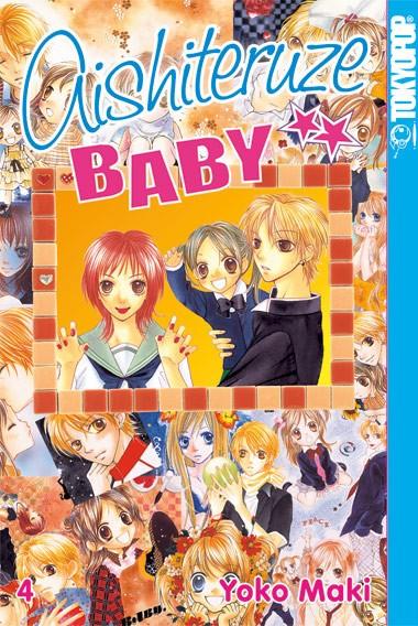 Aishiteruze Baby ★★, Band 04