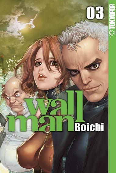 Wallman, Band 03 (Abschlussband)