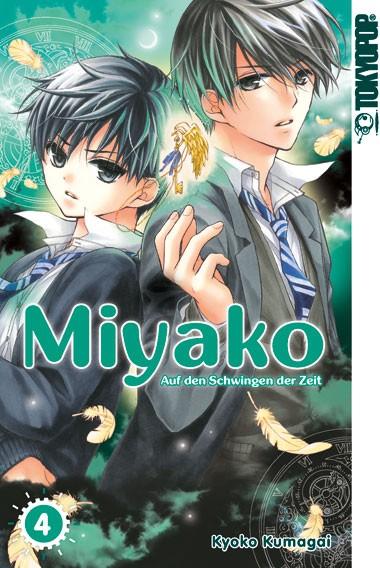Miyako – Auf den Schwingen der Zeit, Band 04