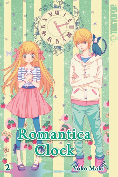 Romantica Clock, Band 02