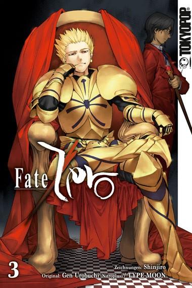 Fate / Zero, Band 03