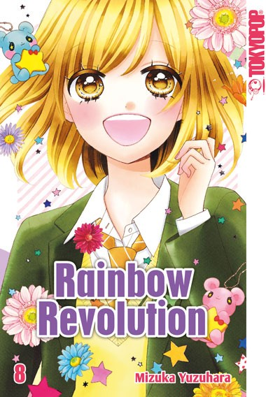 Rainbow Revolution, Band 08 (Abschlussband)