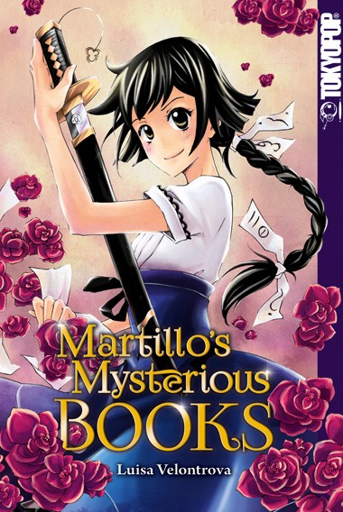 Martillo's Mysterious Books, Einzelband