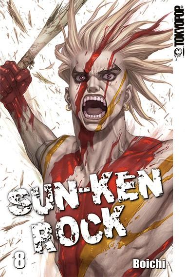 Sun-Ken Rock, Band 08