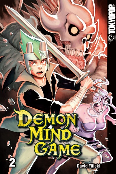 Demon Mind Game; Band 02