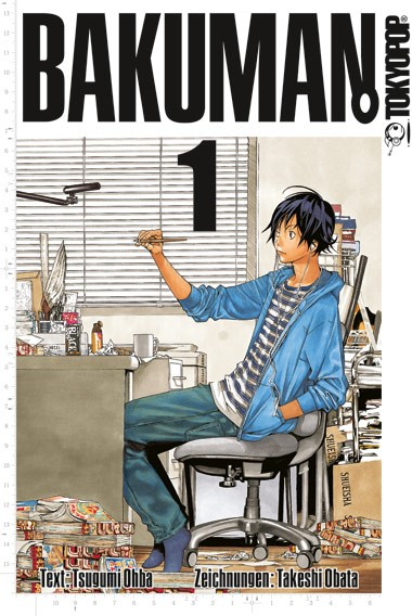 Bakuman., Band 01