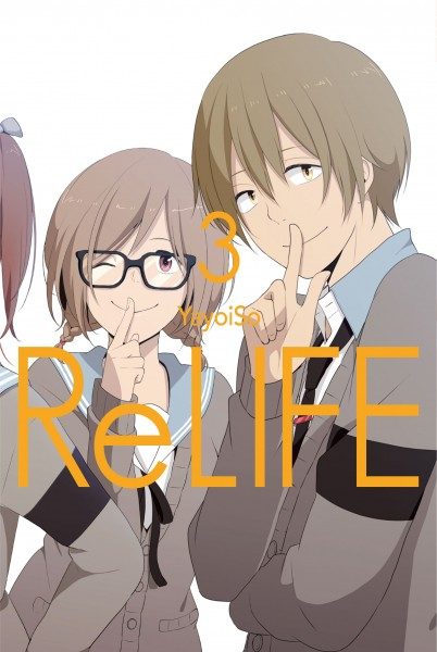 ReLIFE, Band 03