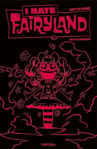 I Hate Fairyland, Band 03: braves Mädchen - ( rote Limited edition)
