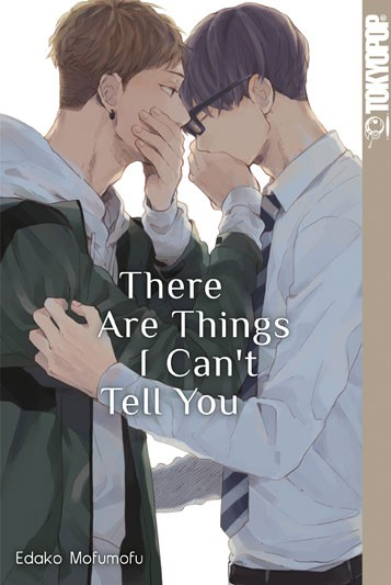 There Are Things I Can't Tell You (Einzelband)